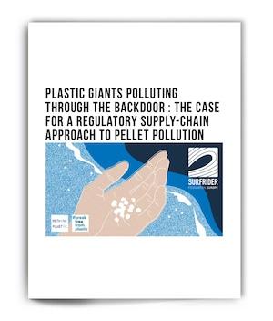 report plastic pellets